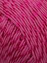 Fiber Content 70% Mercerised Cotton, 30% Viscose, Pink, Brand Kuka Yarns, Yarn Thickness 2 Fine  Sport, Baby, fnt2-16804