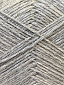 Fiber Content 60% Merino Wool, 40% Acrylic, Silver, Brand Ice Yarns, Yarn Thickness 2 Fine  Sport, Baby, fnt2-21095