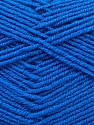 Fiber Content 55% Virgin Wool, 5% Cashmere, 40% Acrylic, Brand Ice Yarns, Blue, Yarn Thickness 2 Fine  Sport, Baby, fnt2-21121