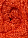 Width is 3 mm Fiber Content 100% Polyester, Yarn Thickness Other, Orange, Brand ICE, fnt2-21642