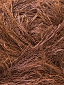 Fiber Content 100% Polyester, Brand ICE, Brown, Yarn Thickness 5 Bulky  Chunky, Craft, Rug, fnt2-22707