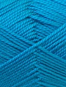 Fiber Content 100% Acrylic, Turquoise, Brand ICE, Yarn Thickness 2 Fine  Sport, Baby, fnt2-24497