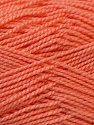 Fiber Content 100% Acrylic, Salmon, Brand ICE, Yarn Thickness 1 SuperFine  Sock, Fingering, Baby, fnt2-24592