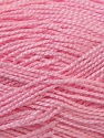 Fiber Content 100% Acrylic, Light Pink, Brand ICE, Yarn Thickness 1 SuperFine  Sock, Fingering, Baby, fnt2-24595