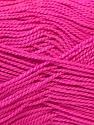Fiber Content 100% Acrylic, Brand ICE, Fuchsia, Yarn Thickness 1 SuperFine  Sock, Fingering, Baby, fnt2-24610