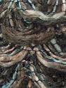 Fiber Content 90% Acrylic, 10% Polyester, Turquoise, Khaki, Brand ICE, Grey, Camel, Yarn Thickness 6 SuperBulky  Bulky, Roving, fnt2-25523