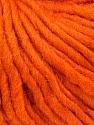 Fiber Content 100% Wool, Orange, Brand ICE, Yarn Thickness 5 Bulky  Chunky, Craft, Rug, fnt2-26000