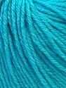 Fiber Content 40% Merino Wool, 40% Acrylic, 20% Polyamide, Turquoise, Brand ICE, Yarn Thickness 2 Fine  Sport, Baby, fnt2-26121