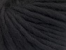 Fiber Content 100% Australian Wool, Brand ICE, Black, Yarn Thickness 6 SuperBulky  Bulky, Roving, fnt2-26148