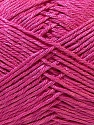 Fiber Content 50% Cotton, 50% Polyester, Pink, Brand ICE, Yarn Thickness 2 Fine  Sport, Baby, fnt2-33048