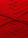 Fiber Content 100% Baby Acrylic, Brand ICE, Dark Red, Yarn Thickness 2 Fine  Sport, Baby, fnt2-33137