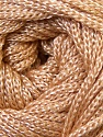 Fiber Content 100% Polyester, Yarn Thickness Other, Light Brown, Brand Ice Yarns, fnt2-33261