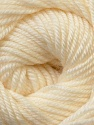 Fiber Content 100% Wool, Brand ICE, Cream, Yarn Thickness 3 Light  DK, Light, Worsted, fnt2-34705