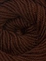 Fiber Content 100% Wool, Brand ICE, Brown, Yarn Thickness 3 Light  DK, Light, Worsted, fnt2-34710