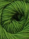 Fiber Content 100% Wool, Brand ICE, Green, Yarn Thickness 3 Light  DK, Light, Worsted, fnt2-34715