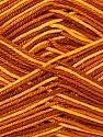 Ne: 8/4. Nm 14/4 Fiber Content 100% Mercerised Cotton, Yellow, Brand ICE, Brown Shades, Yarn Thickness 2 Fine  Sport, Baby, fnt2-34753
