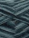 Fiber Content 70% Angora, 30% Acrylic, Brand ICE, Grey Shades, Black, Yarn Thickness 2 Fine  Sport, Baby, fnt2-35073