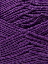 Fiber Content 100% Antibacterial Dralon, Purple, Brand ICE, Yarn Thickness 2 Fine  Sport, Baby, fnt2-35240