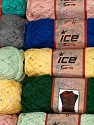 Belly Dance  Fiber Content 95% Acrylic, 5% Sequin, Yarn Thickness Other, Brand Ice Yarns, fnt2-35283