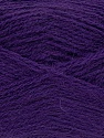 Contenido de fibra 70% Acrílico, 30% Angora, Purple, Brand Ice Yarns, Yarn Thickness 2 Fine  Sport, Baby, fnt2-36463