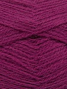 Fiber Content 70% Acrylic, 30% Angora, Brand Ice Yarns, Dark Orchid, Yarn Thickness 2 Fine  Sport, Baby, fnt2-36468
