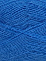 Fiber Content 70% Acrylic, 30% Angora, Brand Ice Yarns, Blue, Yarn Thickness 2 Fine  Sport, Baby, fnt2-36469