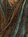 Fiber Content 40% Acrylic, 35% Wool, 25% Alpaca, Orange, Brand ICE, Camel, Brown, Blue, Yarn Thickness 2 Fine  Sport, Baby, fnt2-36980