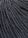 Fasergehalt 50% Seide, 30% Merino Superfein, 20% Cashmere, Brand Ice Yarns, Dark Grey, Yarn Thickness 3 Light  DK, Light, Worsted, fnt2-36991