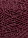 Outlast is a fiber technology that continuously interacts with a body's microclimate to moderate temperature from being too hot or too cold. Fiber Content 60% Micro Acrylic, 40% Outlast, Brand Ice Yarns, Burgundy, Yarn Thickness 4 Medium  Worsted, Afghan, Aran, fnt2-37317