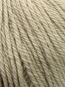 Fiber Content 100% Wool, Brand ICE, Dark Beige, Yarn Thickness 4 Medium  Worsted, Afghan, Aran, fnt2-37992