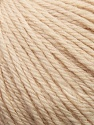 Fiber Content 100% Wool, Brand ICE, Beige, Yarn Thickness 4 Medium  Worsted, Afghan, Aran, fnt2-37997
