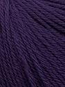 Fiber Content 100% Wool, Purple, Brand ICE, Yarn Thickness 4 Medium  Worsted, Afghan, Aran, fnt2-38012