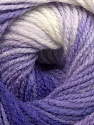 Fiberinnhold 100% Baby akryl, White, Lilac Shades, Brand ICE, Yarn Thickness 2 Fine  Sport, Baby, fnt2-41725
