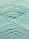 Vezelgehalte 100% Micro acryl, Mint Green, Brand Ice Yarns, Yarn Thickness 3 Light  DK, Light, Worsted, fnt2-42301