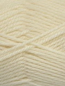 Fiber Content 50% Acrylic, 30% Wool, 20% Polyamide, Brand ICE, Cream, Yarn Thickness 2 Fine  Sport, Baby, fnt2-42414