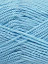 Fiber Content 50% Acrylic, 30% Wool, 20% Polyamide, Brand ICE, Baby Blue, Yarn Thickness 2 Fine  Sport, Baby, fnt2-42422