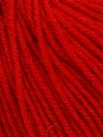 SUPERWASH MERINO is a worsted weight 100% superwash merino yarn available in 47 beautiful colors. Marvelous hand, perfect stitch definition, and a soft-but-sturdy finished fabric. Projects knit and crocheted in SUPERWASH MERINO are machine washable! Lay flat to dry. Fiber Content 100% Superwash Merino Wool, Tomato Red, Brand ICE, Yarn Thickness 4 Medium  Worsted, Afghan, Aran, fnt2-42467