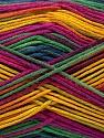 Fiber Content 100% AntiBacterial Micro Dralon, Yellow, Khaki, Brand Ice Yarns, Fuchsia, Blue, Yarn Thickness 2 Fine  Sport, Baby, fnt2-42665
