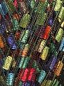 Trellis  Fiber Content 100% Polyester, Rainbow, Brand ICE, Yarn Thickness 5 Bulky  Chunky, Craft, Rug, fnt2-42720