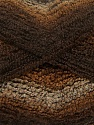 Fiber Content 90% Acrylic, 10% Polyamide, Brand Ice Yarns, Brown Shades, Yarn Thickness 4 Medium  Worsted, Afghan, Aran, fnt2-42754