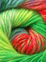 Fiber Content 70% Dralon, 30% Wool, Neon Colors, Brand Ice Yarns, Yarn Thickness 4 Medium  Worsted, Afghan, Aran, fnt2-42774