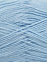 Fiber Content 50% Bamboo, 50% Viscose, Light Indigo Blue, Brand ICE, Yarn Thickness 2 Fine  Sport, Baby, fnt2-43038