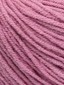 Fiber Content 50% Acrylic, 50% Cotton, Light Orchid, Brand Ice Yarns, Yarn Thickness 3 Light  DK, Light, Worsted, fnt2-43072