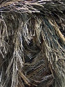 Please note that this is a self-striping yarn. Fiber Content 100% Polyester, Khaki, Brand Ice Yarns, Grey Shades, Yarn Thickness 4 Medium  Worsted, Afghan, Aran, fnt2-43651