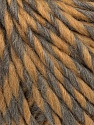 Fiber Content 50% Virgin Wool, 40% Alpaca, 10% Acrylic, Light Brown, Brand Ice Yarns, Grey, Yarn Thickness 5 Bulky  Chunky, Craft, Rug, fnt2-43722