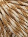 Fiber Content 50% Virgin Wool, 40% Alpaca, 10% Acrylic, White, Light Brown, Brand Ice Yarns, Yarn Thickness 5 Bulky  Chunky, Craft, Rug, fnt2-43724
