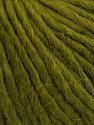 Composição 50% Lã Virgem, 40% Alpaca, 10% Acrílico, Brand Ice Yarns, Green, Yarn Thickness 5 Bulky  Chunky, Craft, Rug, fnt2-43735