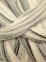 Fiber Content 100% Wool, Brand Ice Yarns, Grey, Cream, fnt2-43831
