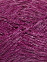 Fiber Content 8% Lurex, 52% Acrylic, 40% Polyamide, Brand Ice Yarns, Fuchsia, Yarn Thickness 4 Medium  Worsted, Afghan, Aran, fnt2-44192