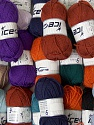 Derby Wool  Contenido de fibra 80% Superwash Virgin Wool, 20% Acrílico, Brand Ice Yarns, fnt2-44257